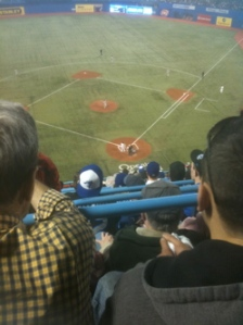 blue jays at skydome