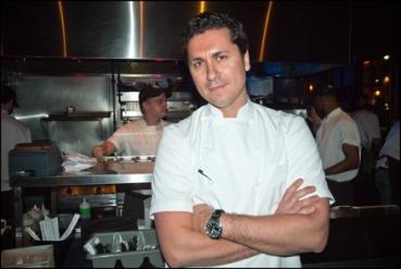 Claudio Aprile at Origin
