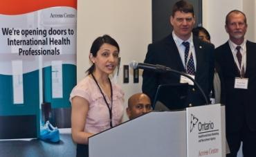 Dr. Navsheer Gill earned a residency spot