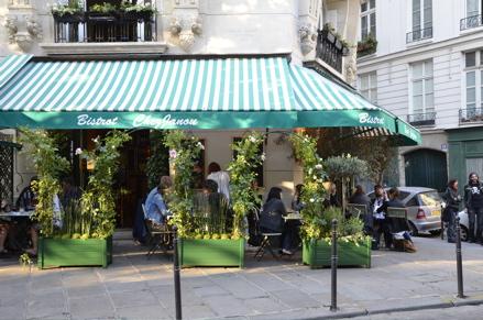 Chez Janou in Paris