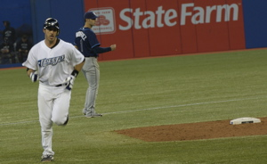 JP Arencibia hits his seventh home run
