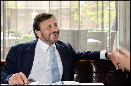 Sir Rocco Forte talks hotels a...