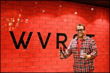 Aldo Lanzillotta at WVRST