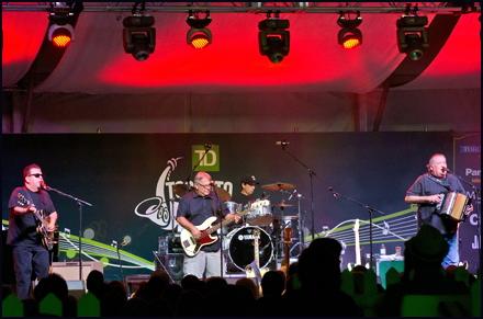 Los Lobos at 2011 Toronto Jazz Fest