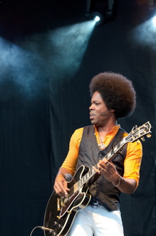 Alex Cuba at Ottawa Bluesfest