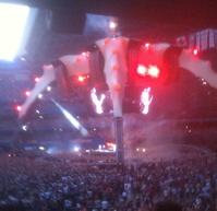 U2 in Toronto