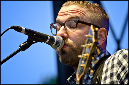 Dallas Green at Ottawa Folk Festival