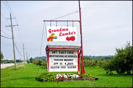 Grandma Lambe's in Meaford