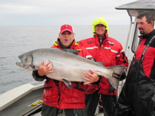 Chris Lewis and his record Chinook