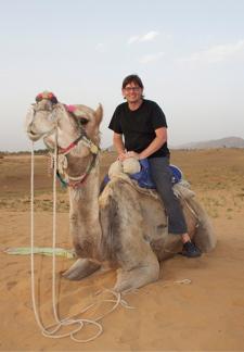 Jeff Jung - Pushkar, camel