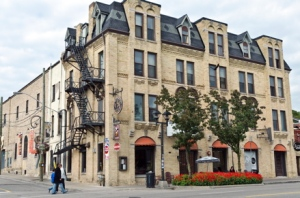 Huether Hotel in Waterloo