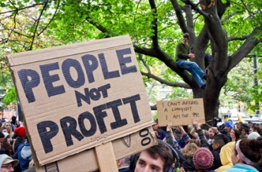 occupy toronto protest october 15