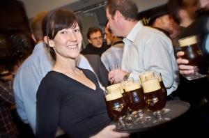 unibroue at beerbistro