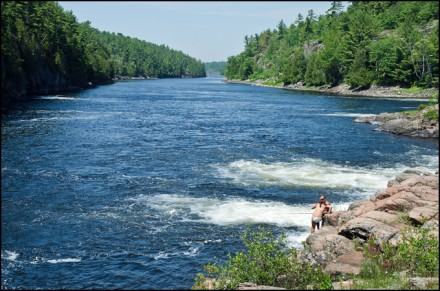 french-river-ontario