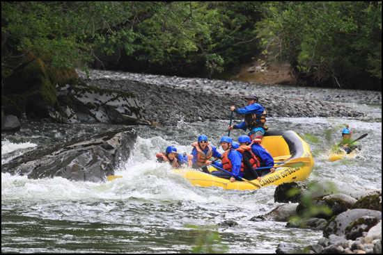 White water rafting kingston ontario