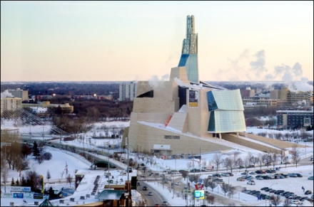 Winnipeg-Human-Rights-Museum